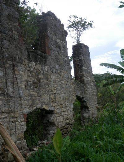 Suttons Estate Boiliog House (Exterior Wall)